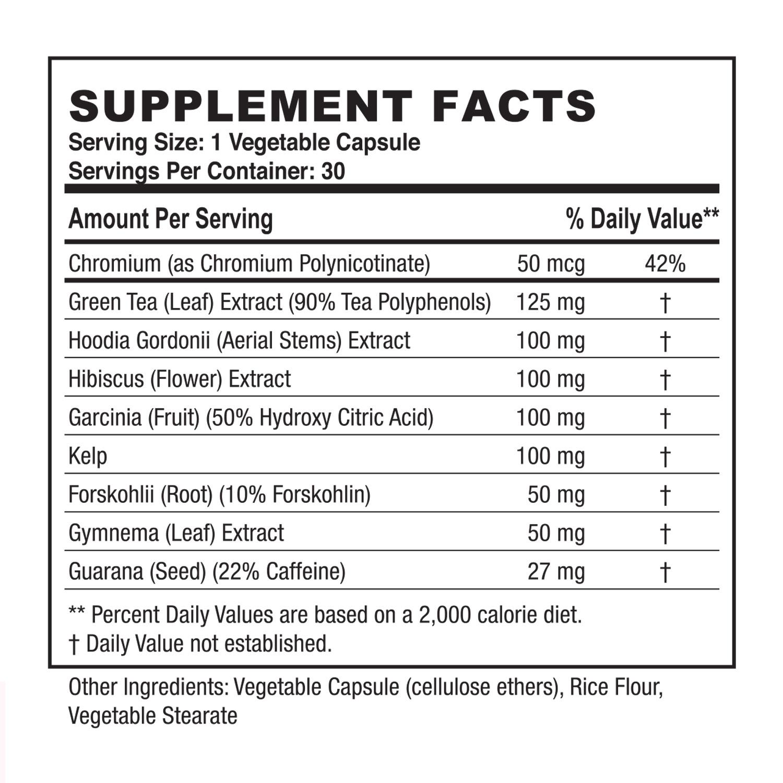 Weight Loss Formula With Garcinia Hoodia Green Tea Geonutra